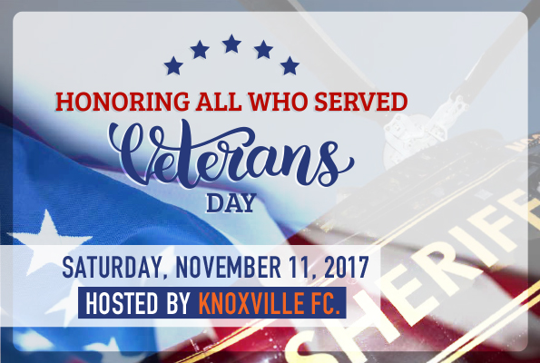 Veterans Day Event at Lakeshore Park
