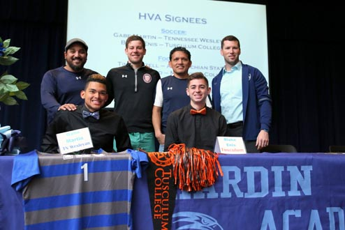 Knoxville Football Club College Soccer Commitments